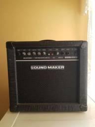 Título do anúncio: Amplificador Sound Maker A20t - Brilliant series