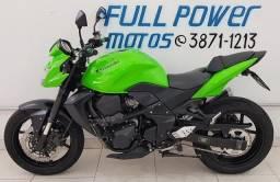 Kawasaki Z 750 Verde 2011