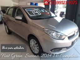 Gran Siena 2014 1.6 ((( ótimo para aplicativos )))