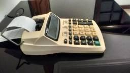 Calculadora Procalc LP25+fonte 110v x 240v usado