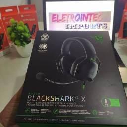 Título do anúncio: Headset Razer Blacksharkv2 X