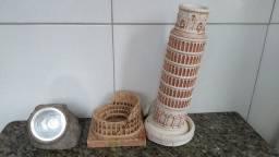 Kit de luminárias Itália