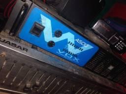Amplificador profissional wvox A500
