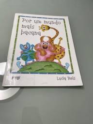 Livro; Por um mundo Mais Bacana R$ 20