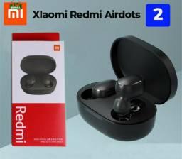 Fone Ouvido Redmi Airdots 2 Xiaomi Bt 5.0 Original