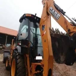 Retroescavadeira Case 580n 4x4 Cabinada 2015/2015<br><br>