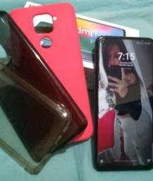 Título do anúncio: TROCO Redmi note 9 celular top por outro aparelho celular