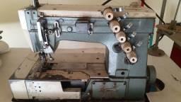 Máquina de costura industrial - Confecção completa