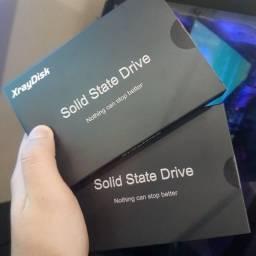 SSD Xraydisk 128gb Lacrado!!!