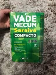 VADE MECUM SARAIVA 2016 LIVRO DIREITO