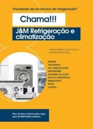 Título do anúncio: Técnico em refrigeração e climatização