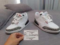 Título do anúncio: Tênis Nike Air Jordan 3