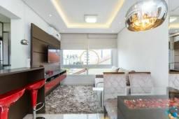 Título do anúncio: Apartamento de 1 dormitório mobiliado com 02 vagas no bairro Higienópolis