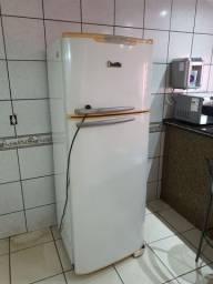 Geladeira duplex frost free 470 litros top