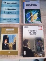 Livros Paradidaticos
