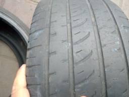 Título do anúncio: 2 pneus 205/40/17 usados