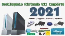 Título do anúncio: D.e.s.t.r.a.v.a Nintendo Wii