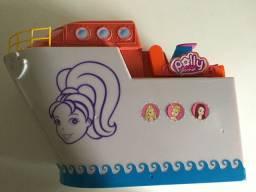 Navio da Polly pocket SHOPEE