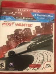 Título do anúncio: Jogo need for speed most wanted ps3