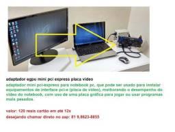 Título do anúncio: adaptador egpu mini pci express