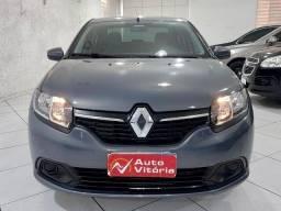 Título do anúncio: Renault - Logan EXP 1.0 - Completo