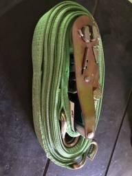 Slackline verde 8,5 m