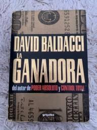 Livro La Ganadora - David BAldacci