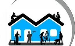 Preço justo pequenas reformas pinturas e instalações elétricas