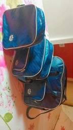 Título do anúncio: Kit Bolsa Maternidade com Mochila Menino - Cor Azul Marinho