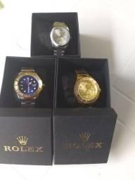 Título do anúncio: Vendo 3 relógios Rolex primeira linha