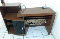 Escrivaninha, Mesa, Rack notebook/computador