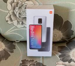 Xiaomi note 9 pro 64mpx 128gb 6gb a pronta entrega