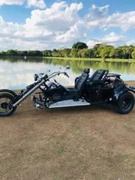 Vendo triciclo Riguete RGT5 2019 semi novo
