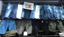 Bermuda jeans direto da Fábrica!