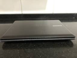 Notebook Samsung intel core 2 duo core i2