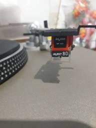 Título do anúncio: Toca discos cce dd8080 funcionando