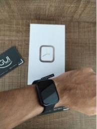 Smartwatch i5 Pro monitoramento frequência cardíaca