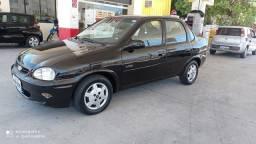 Título do anúncio: Corsa Clássic 2008/08 Completo de Tudo #Extra Muito Novo Carro Impecável