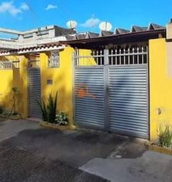 Título do anúncio: Casa com 3 dormitórios à venda, 107 m² por R$ 260.000,02 - Alemoa - Santos/SP
