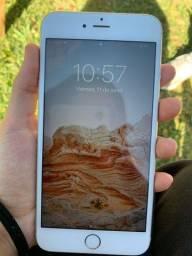 iPhone 6S plus com detalhes