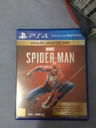 Jogo Homem Aranha PS4