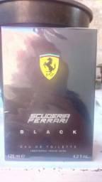 Perfume Scuderia Ferrari Black 125 ml Original