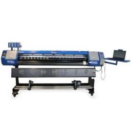 Impressora Plotter Sublimação Visutec MV 1800 Cabeça Epson DX7
