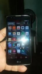 Vendo celular.k8 lg