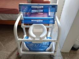 Cadeira De Banho Higiênica Obeso Carci