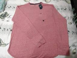 966dfaa120 Camisa Hollister manga longa original - Comprado nos EUA
