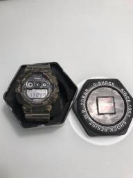 Usado, Relógio G shock camuflado digital comprar usado  Rio de Janeiro