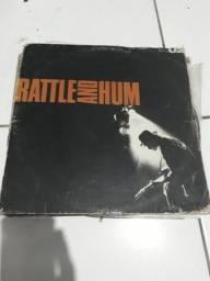 LP u2 com três discos comprar usado  Belém