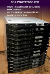 Servidor DELL r210 r410 r610 r710 r510 r910 r420 r620 r720 r630 r730 t110 t410 t320 t630 comprar usado  São Paulo