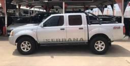 Frontier Serrana CD 4x4 2.8 Diesel - 2007